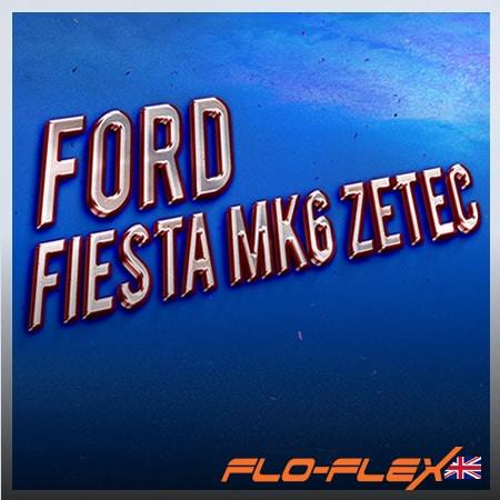 FORD FIESTA MK6 Zetec