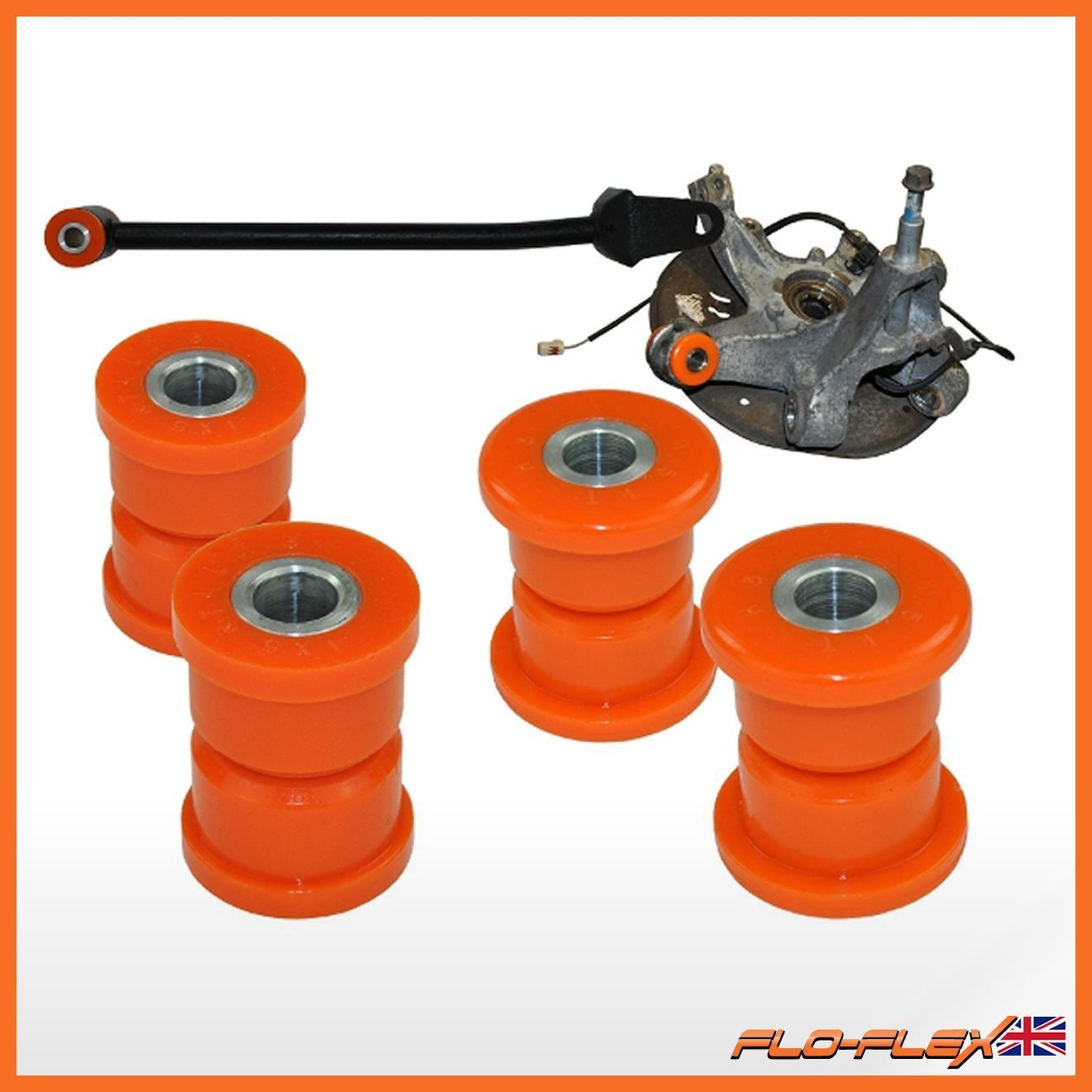 Land Rover Link Trailing Rear S Partnumber: Mazda MX5 MK3 NC Rear Trailing Link Lower Arm Bushes